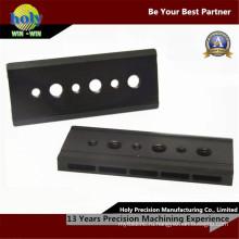 Электрические использования подвергать механической обработке CNC алюминия 6061-Т6 продукт фрезерный станок с ЧПУ