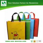 Zend Promotional Laminated PP Non Woven Bag (LST-11125)