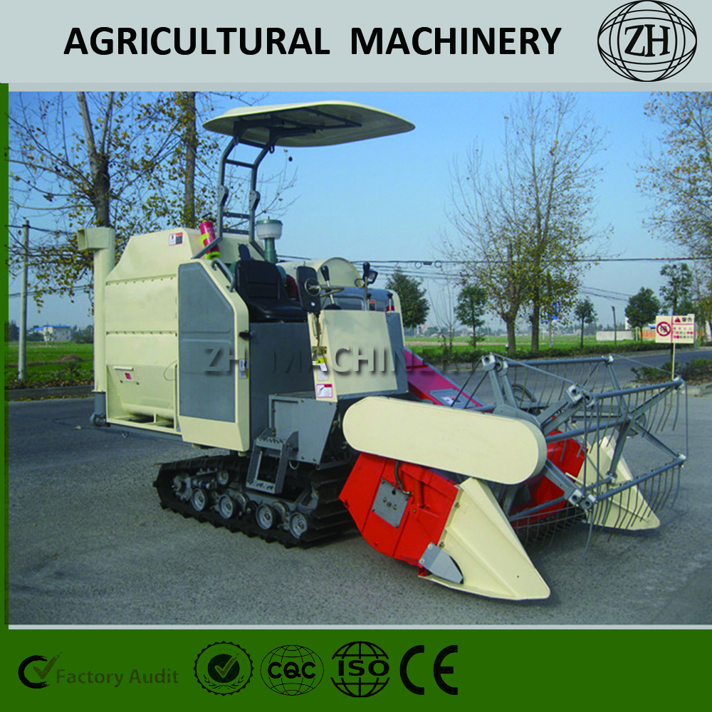 Combine Harvest Machine Agriculture