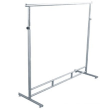 Good quality Chromed Clothes Rack,can be customized