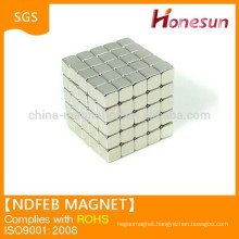 2014 super strong magnet china block strong ndfeb magnet