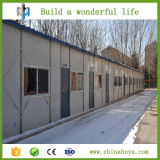 2016 china cheap steel prefab house for dormitory