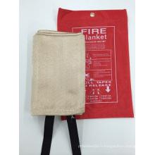 Couverture antidéflagrante / couverture de feu / couverture de soudure