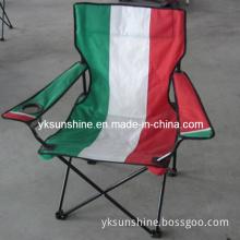 Portable Flag Camping Arm Chair (XY-111)