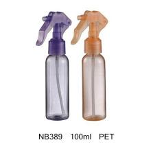 Botella plástica del aerosol del gatillo 500ml del cuidado personal PE (NB389)