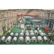 1100 3003 3004 3105 5052 5083 5754 6061 fabricante de bobina de aluminio laminado en caliente / laminado en frío en China