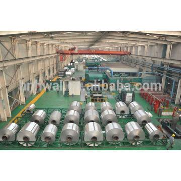 1100 3003 3004 3105 5052 5083 5754 6061 Fabricant de bobines d'aluminium laminées à chaud / laminées à froid en Chine