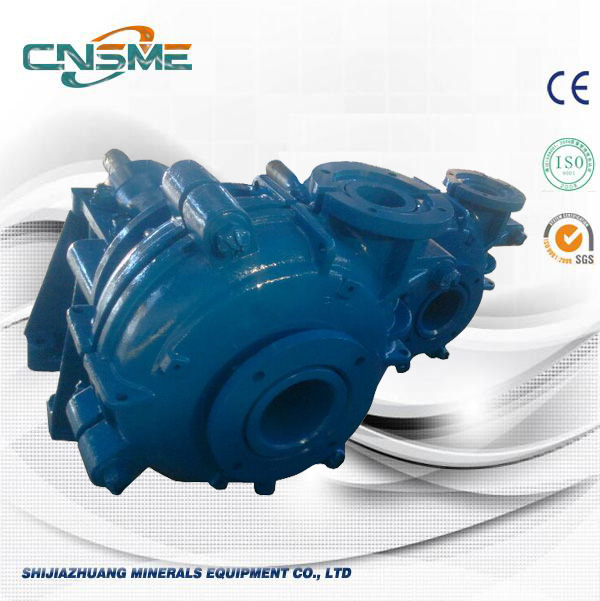 Heavy Duty Construction Slurry Pump