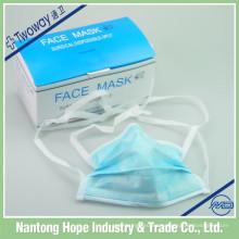 máscara de hospital