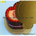 Europe Popular Cake Pastry Boards, Cake Plate, Ckae Drums with SGS (B&C-K058)