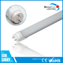 Tubos de alto brillo 600 mm 10W LED T8