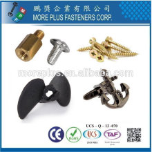 Taiwan Fishing Boat Marine Navy Anchor Boat Boats for Sale Screw