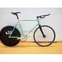 Carbon Fiber Wheels Alloy Fixed Bike