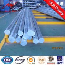 Восьмигранная 11.8 м 500dan Электрический стальное поляк для передачи электроэнергии