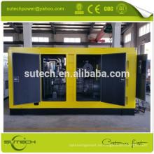 Precio barato 320kw generador súper silencioso con nuevo motor Shangchai SC15G500D2