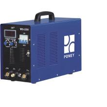 Dreiphasen-Inverter-tragbare Mosfet WIG-Schweißmaschine TIG-250/300/400