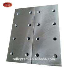 elevator accessories guide rail fish plate