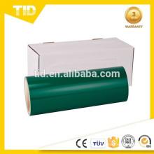 Láminas reflectantes verdes, Grado publicitario, Película de superficie de PET, ASTM D4956,3100
