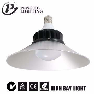 Alumínio Wide Beam Angle 120 ° SMD5730 100W LED High Bay Light