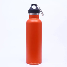 Portable Double Wall Stainless Steel Vacuum Thermos Sports Water Bottle