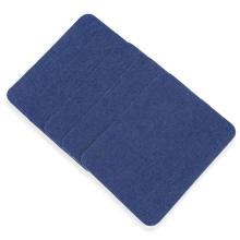 Tissu en denim extensible en coton indigo