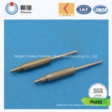 Caña roscada estándar del estándar ISO del proveedor de China