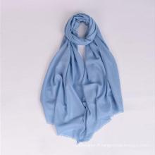 2017 mode différents types foulard en laine écharpes en gros
