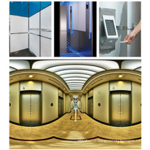 AC Drive Type Passenger Residential Elevator