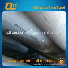 ASTM A312 Tp316L recozido tubo de aço inoxidável com alta qualidade
