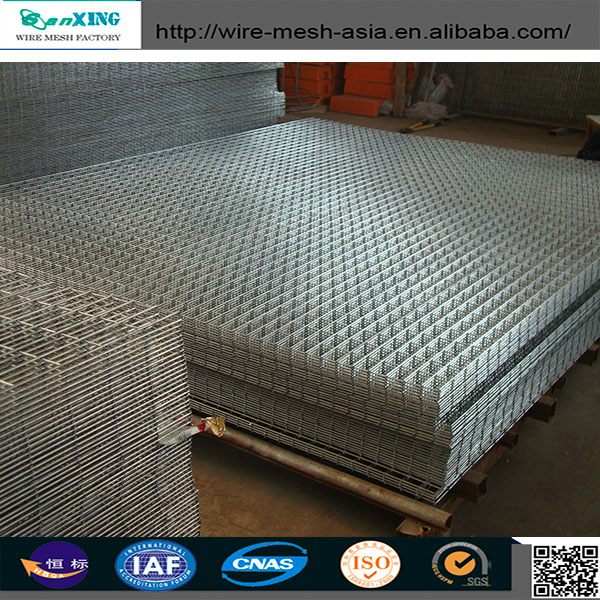 Bright Galvanized Welded Wire Mesh