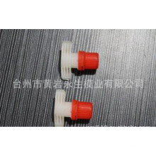 Molde de tapa de boquilla de inyección de plástico