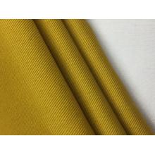 Tecido sólido de sarja de algodão 20s