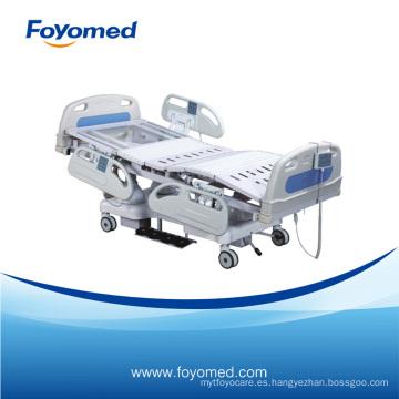 Hot Sale cama de cuidado eléctrico lujoso de ocho funciones
