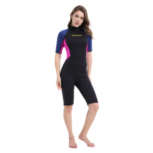 Seaskin Women's Shorty Wetsuit for Scuba Diving