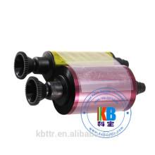 compatible Evois Primacy imprimante r3011c galet 4 uv id carte couleur ruban
