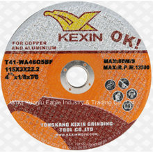 Factory Selling Abrasive Grinding Wheel for Copper & Aluminium