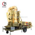 Máquina de limpeza de girassol de sementes de coentro de tela de ar