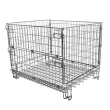 Buena Cantidad Apilable Mesh Pallet Cages
