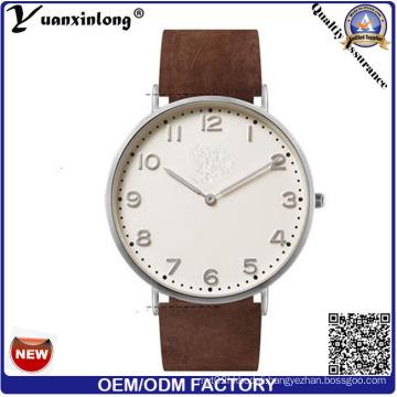 Yxl-745 Classic Style Italian Leather Watch Strap, Wrist Watches Men, Fashion Watch