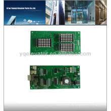 Thyssenkrupp Aufzug und Thyssen Lift MS3-S Anzeigetafel