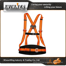 23KN CE Climbing Carabiner With safety belts