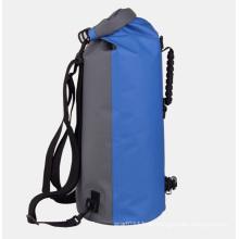 Outdoor Sports Camping 40L wasserdichte Barrel Rucksack trocken Tasche (YKY7279)