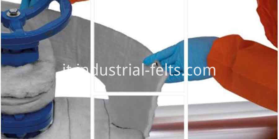 Cryogel Z Aerogel pipe insulation products