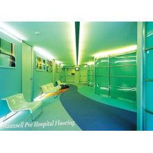 Plancher de vinyle / PVC de salle d'opération d'hôpital bon marché