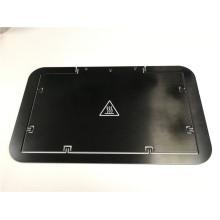 Plaque chauffante de pièces de précision d'automatisation non standard