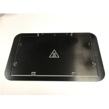 Non-standard automation precision parts heating plate