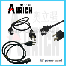 YmvK Power cabo cabo com 125V Electricalplug Powercable