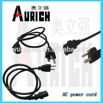 UL PVCwelding Standard câble isolé cordon d'alimentation
