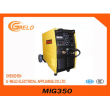 an Upgraded Version of The Smart AC/DC Welding Machine (MIG)