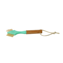 Las ventas calientes modificaron el cepillo de limpieza al por mayor para requisitos particulares del polvo del cuarto de baño del hogar